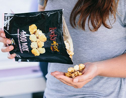 Lucky Fox Artisan Popcorn